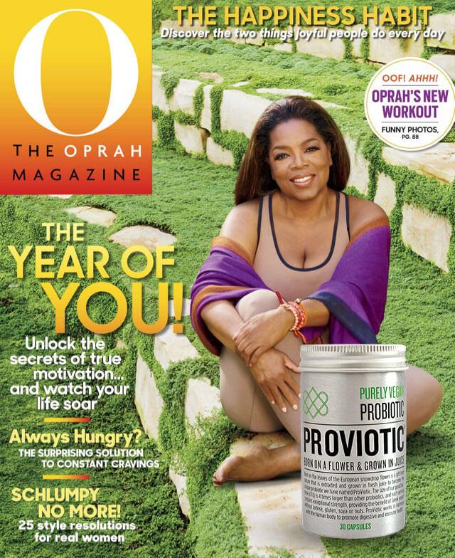 Oprah about ProViotic