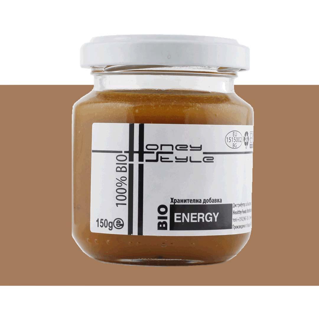 Honey Style Bio Energy